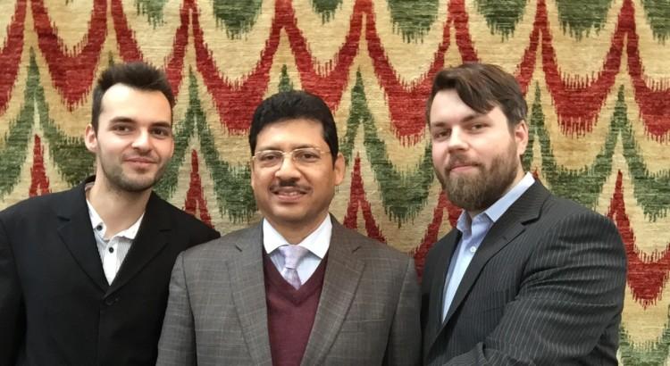 Navazování kontaktů s Indií