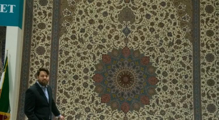 Velký koberec
