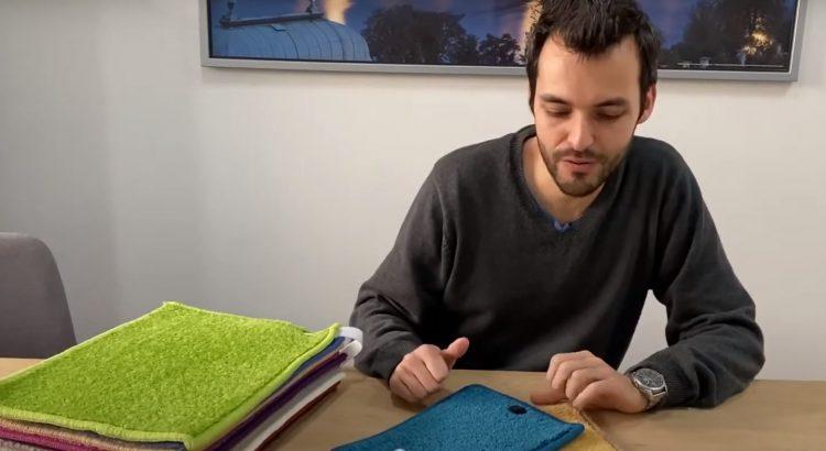 Eton Koberec video