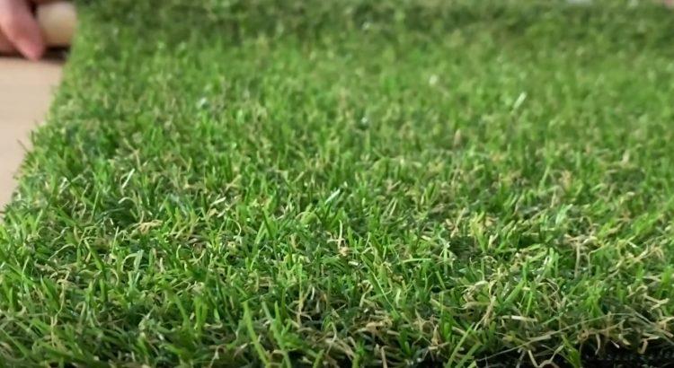 Venkovní koberec video