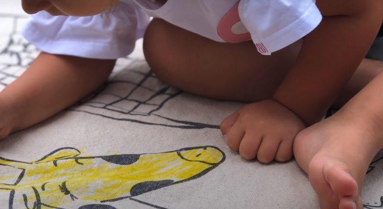 detske koberce omalovanky kreslici